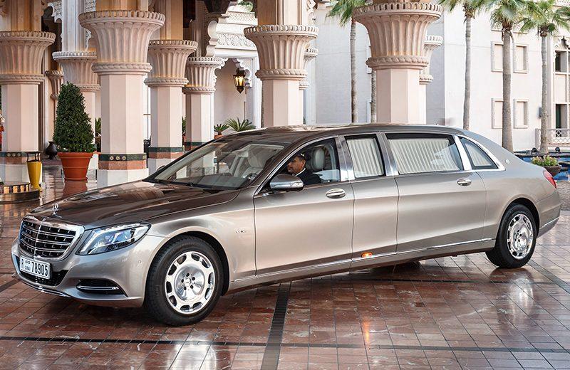 Mercedes-Maybach S600 Pullman – Đẳng Cấp Giới Thượng Lưu