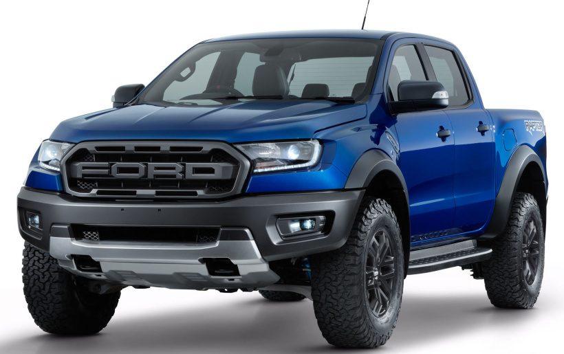 Chi tiết Ford Ranger Raptor vừa ra mắt Thái Lan