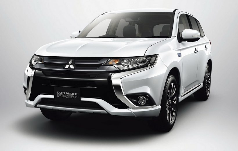 Mitsubishi bán hơn 100,000 Outlander PHEV tại Châu Âu
