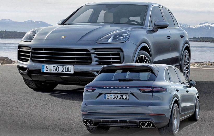 Porsche Cayenne Thế Hệ Mới, Gắn Kết Cảm Xúc.