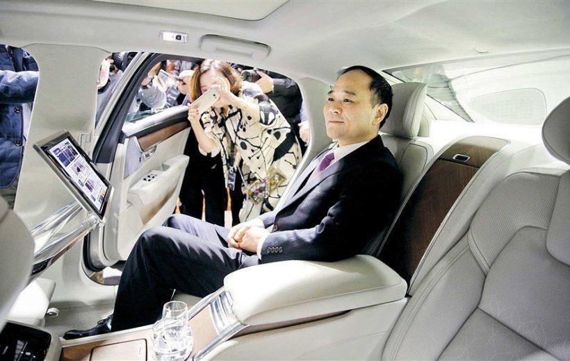 Li Shufu đề xuất thành lập liên minh Daimler-Volvo-Geely