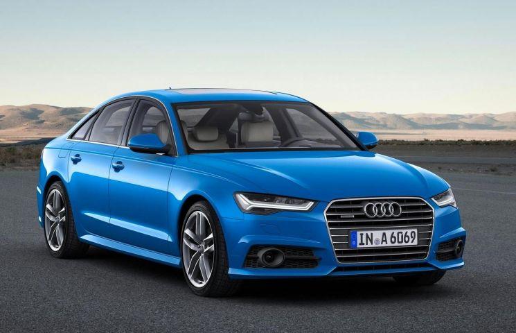 Audi A6 thế hệ hoàn toàn mới chính thức ra mắt
