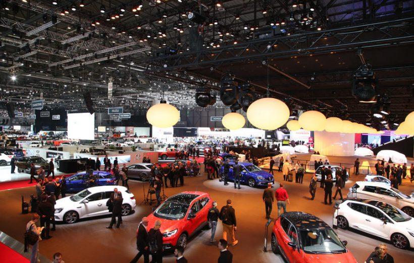 Geneva Motor Show 2018 trước ngày khai mạc