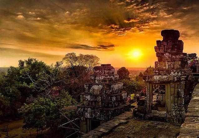 Các điểm du lịch đẹp trên núi Tà Lợn Bokor, Campuchia