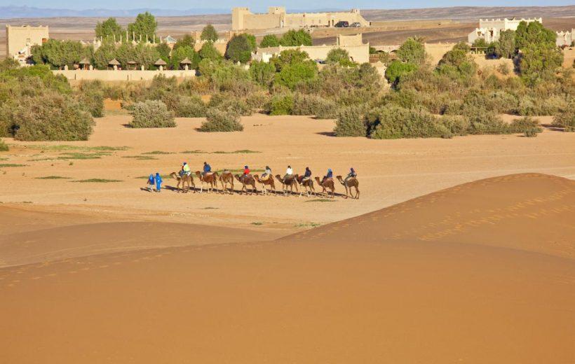 Vẻ kỳ ảo của những sa mạc đẹp nhất thế giới