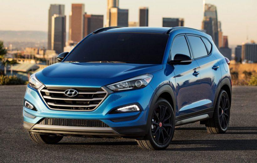 Hyundai Tucson thêm phiên bản Sport 2018