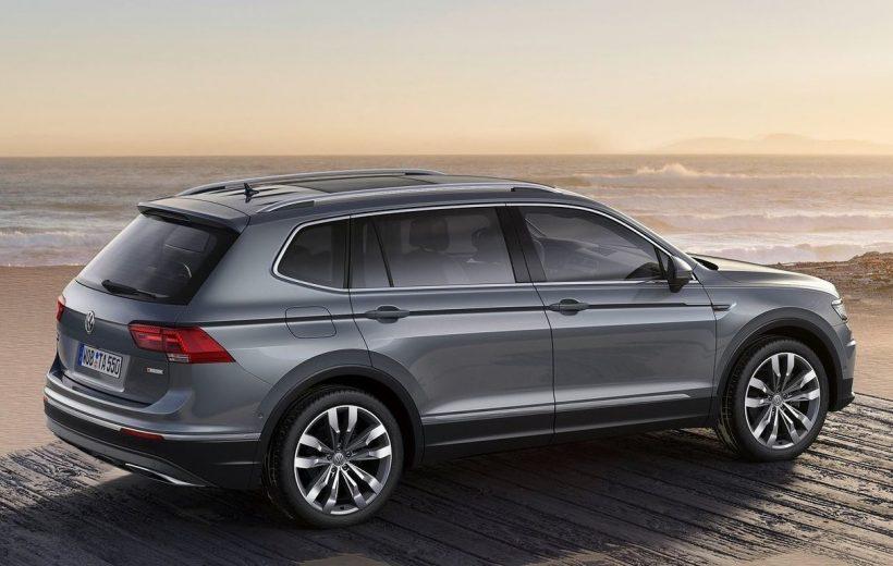 Volkswagen Tiguan Allspace 1,699 tỷ (gồm VAT) đắt hàng tại Vietnam