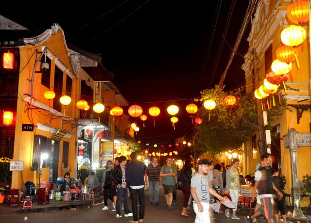 Thêm một Chợ đêm ở phố cổ Hội An