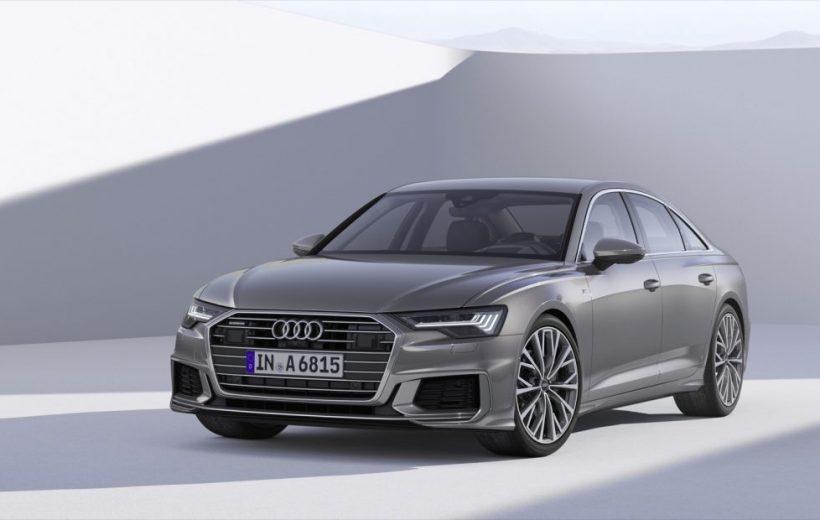 Clip Audi A6 2019 – INTERIOR