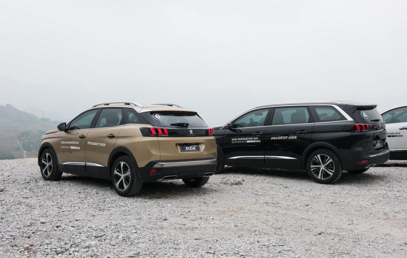 Hơn 1.500 hợp đồng mua Peugeot 3008 và 5008