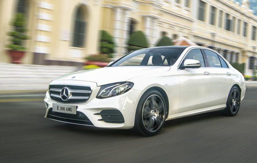 Mercedes-Benz tiếp tục triệu hồi xe sang vì nguy cơ cháy tại Việt Nam