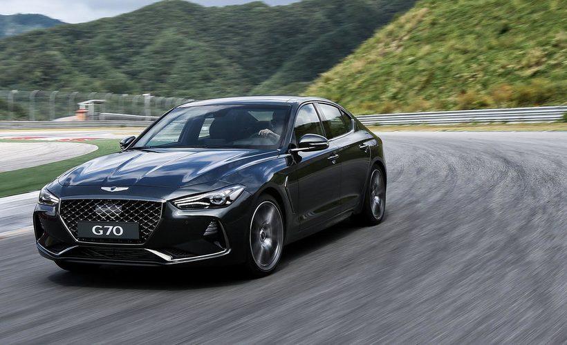 GENESIS G70 2019 Đối Thủ Đáng Gờm BMW 3-SERIES