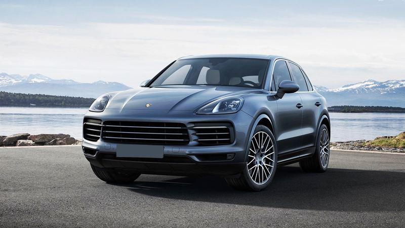 Khui Thùng  Porsche Cayenne 2018 Đầu Tiên