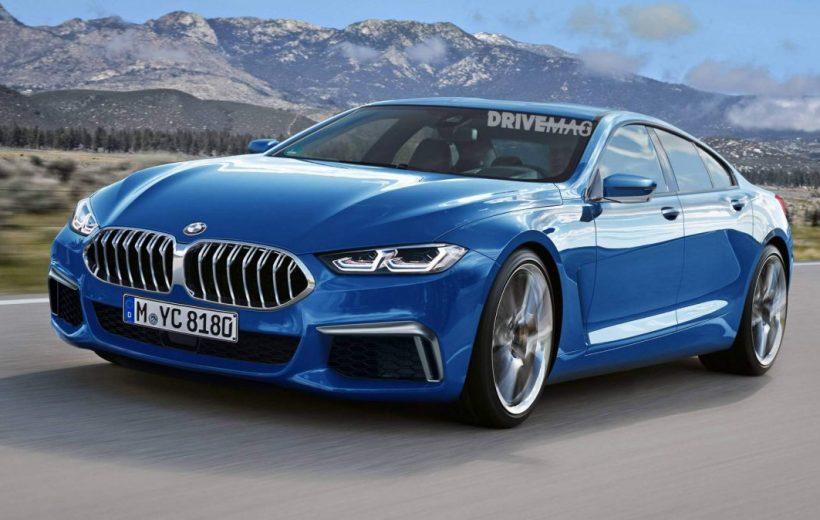 BMW 8 Series coupe sẽ chính thức xuất hiện vào giữa tháng 6