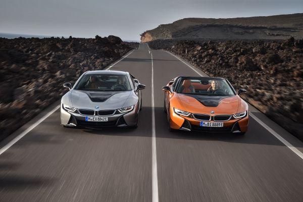 BMW I8 ROADSTER ĐẸP TỪNG CHI TIẾT