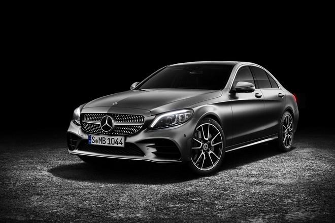Đánh giá sơ bộ Mercedes C-Class 2018