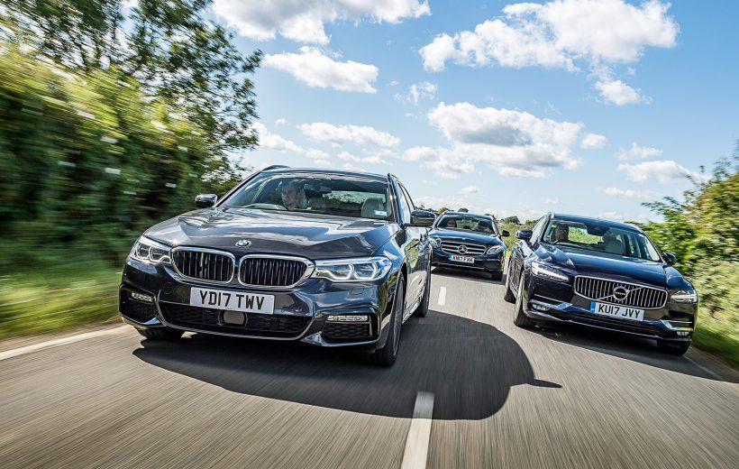 10 sedan tốt nhất 2018 xe Đức giữ vững đầu bảng