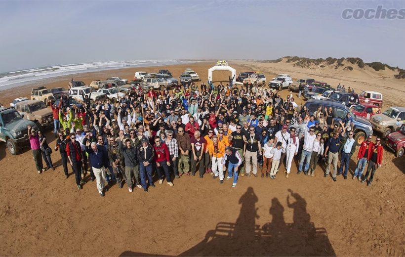 Maroc Challenge chặng mùa xuân- Cung đường Daisy