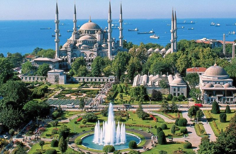 """Á – Âu hội tụ, Thổ Nhĩ Kỳ nơi """"ngã tư của các nền văn minh"""""""
