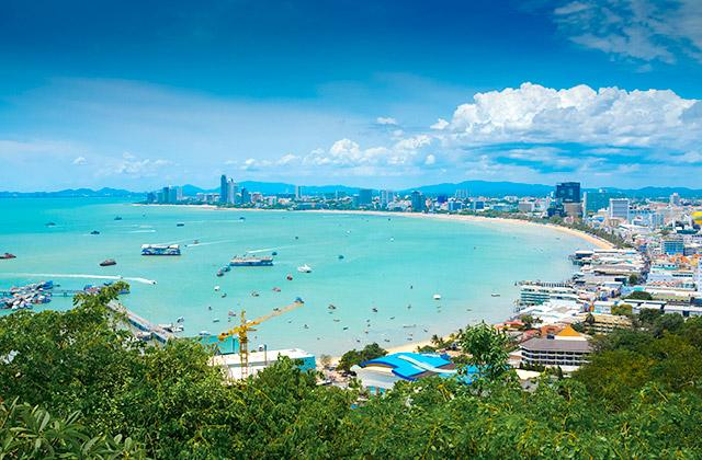 Du lịch Pattaya – Thái Lan