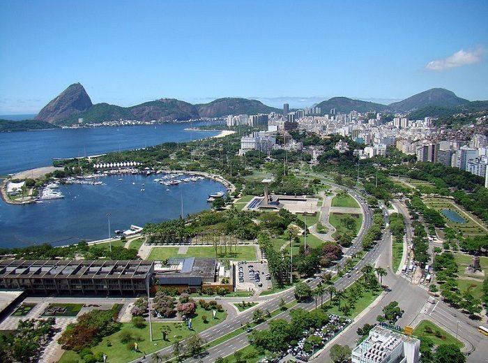 Brazil hấp dẫn và hoang dại