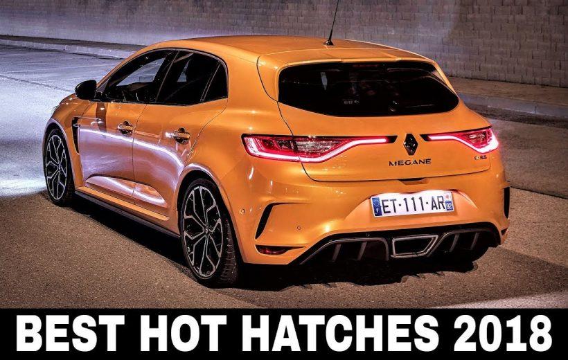 10 mẫu hatchback thể thao nhanh nhất