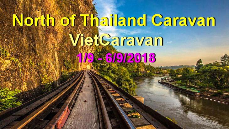 [Đăng Ký Caravan] North of Thailand