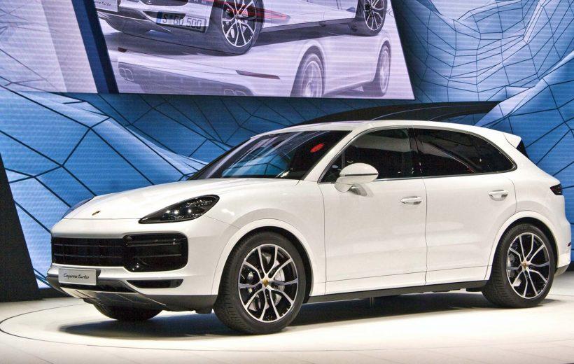 Porsche Macan 2019 chính thức ra mắt