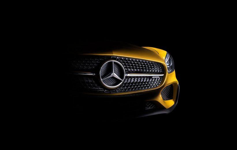 "Mercedes-Benz sắp tung ""bom tấn"""