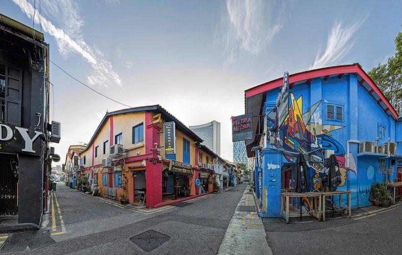 Những khu phố nên khám phá ở Singapore