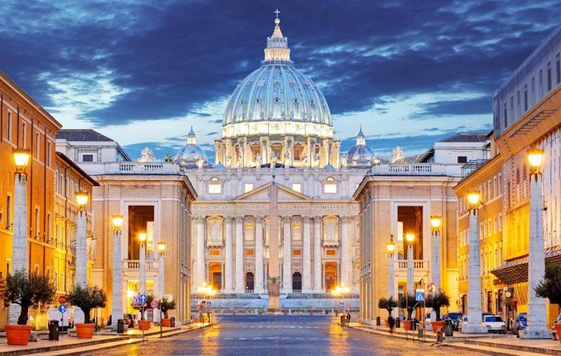 Cẩm Nang Du Lịch Vatican