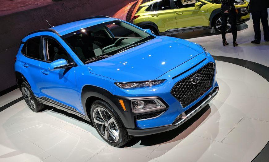 Hyundai Kona chính thức ra mắt giá từ 615 triệu