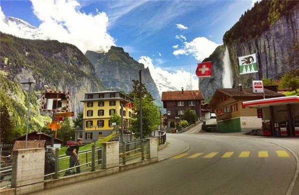 Thụy Sĩ là đất nước đẹp và hạnh phúc nhất thế giới