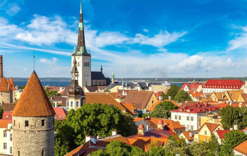 Đón Giáng sinh ở Tallinn – Estonia