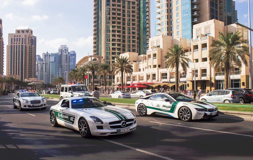 Dubai đất nước của những kỷ lục