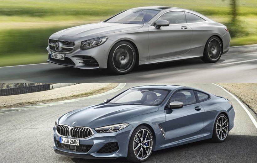 TUYỆT PHẨM BMW 8-SERIES VÀ MERCEDES S-CLASS