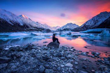 Tasman-Glacier