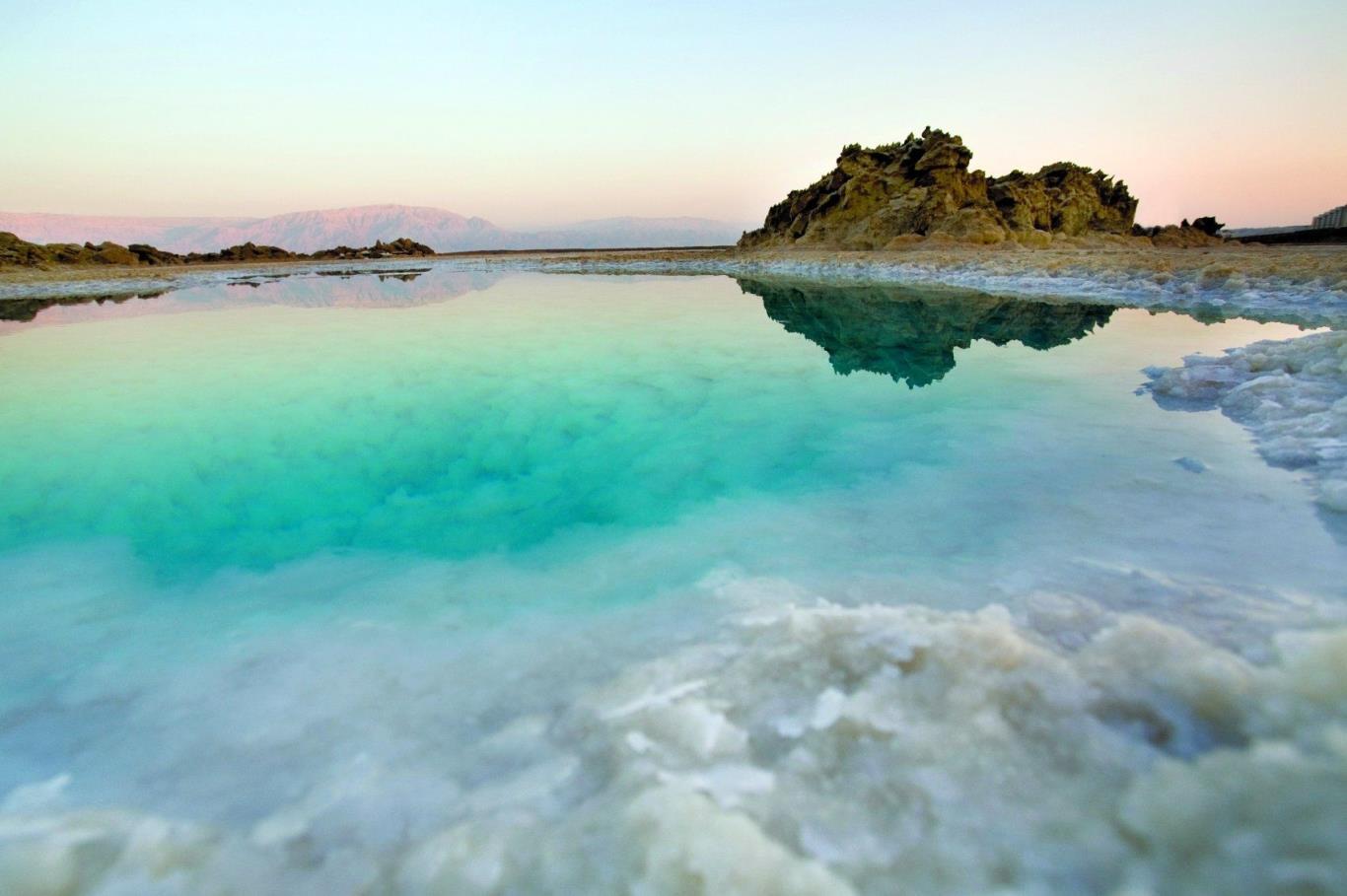 Biển chết ở Israel