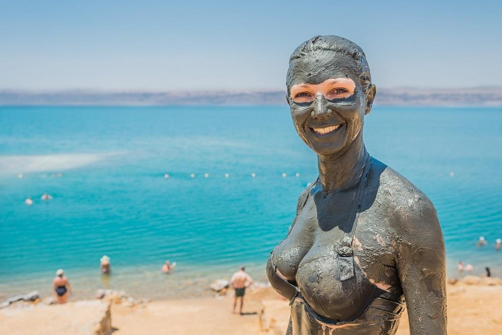 Khám phá biển Chết khi đi du lịch Israel