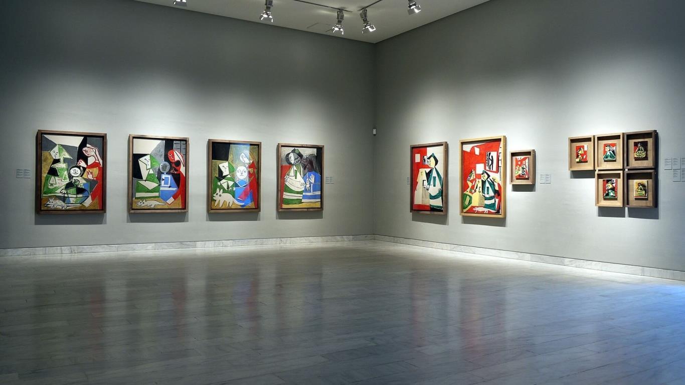 Bảo tàng nghệ thuật Picasso Barcelona