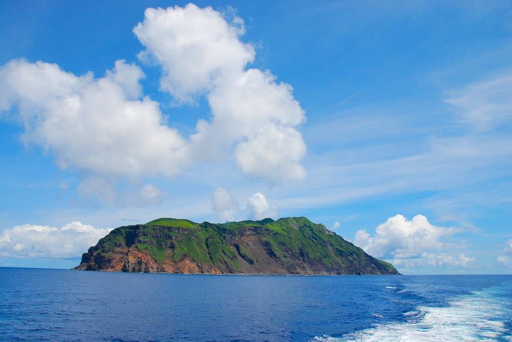Núi lửa Aogashima
