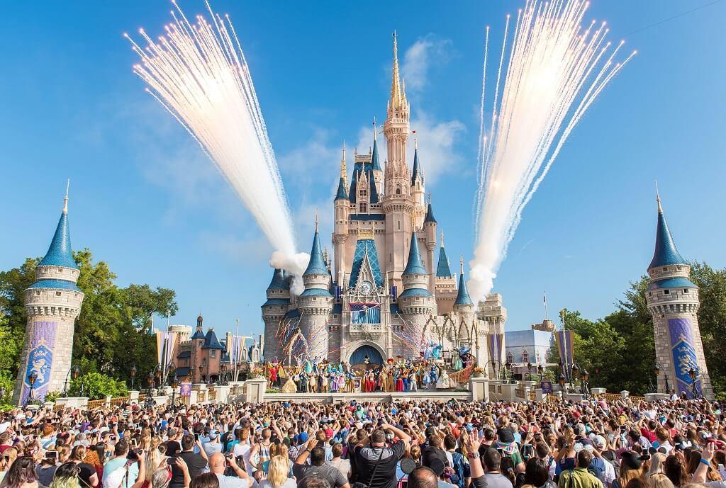 Công viên Disneyland ở Florida, Mỹ