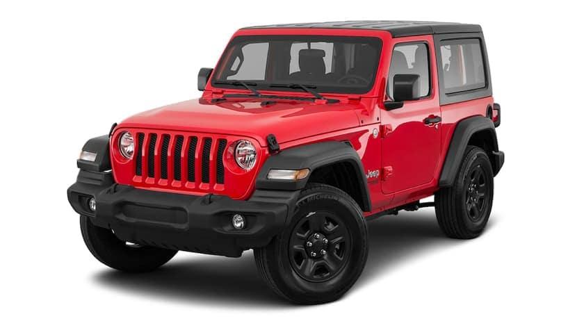 Kết quả hình ảnh cho jeep wrangler 2020 red
